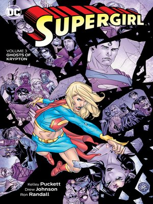 cover image of Supergirl (2005), Book 3