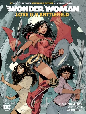 cover image of Wonder Woman (2019), Volume 2