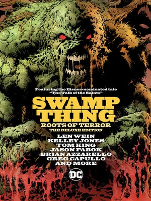 cover image of Swamp Thing: Roots of Terror