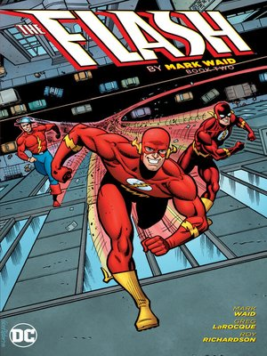 cover image of The Flash by Mark Waid, Book Two