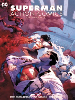 cover image of Action Comics (2018), Volume 3