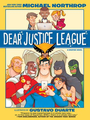 cover image of Dear Justice League