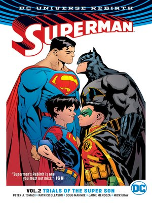 cover image of Superman (2016), Volume 2