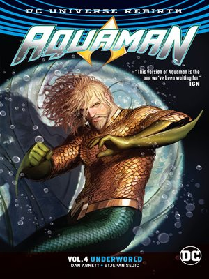 cover image of Aquaman (2016), Volume 4