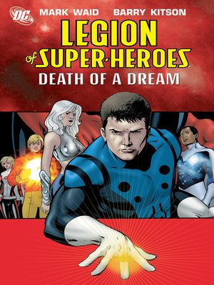 cover image of The Legion of Super-Heroes (2005), Volume 2