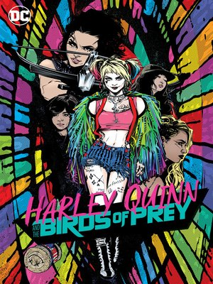 cover image of Harley Quinn & the Birds of Prey