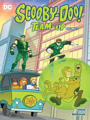 cover image of Scooby-Doo Team-Up (2013), Volume 5