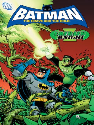 cover image of Batman: The Brave and the Bold (2009), Volume 3