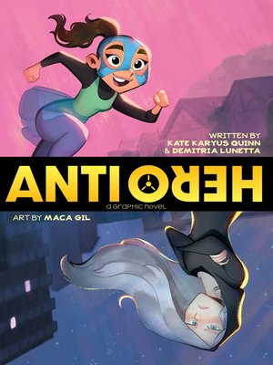 cover image of Anti/Hero