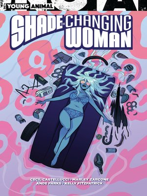 cover image of Shade, the Changing Woman