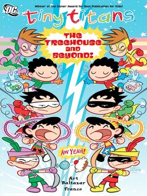 cover image of Tiny Titans (2008), Volume 6