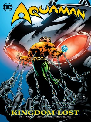 cover image of Aquaman (2003), Volume 4
