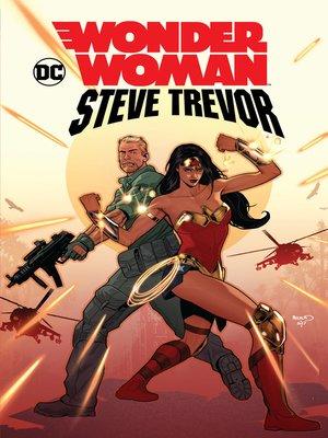 cover image of Wonder Woman: Steve Trevor