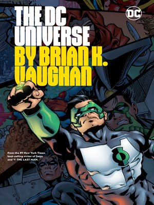 cover image of The DC Universe by Brian K. Vaughan