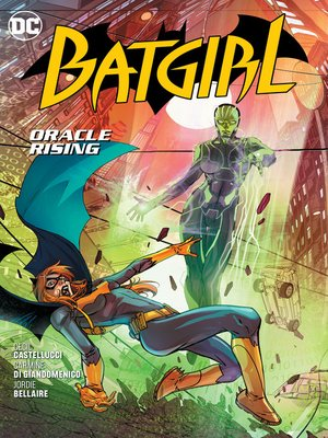cover image of Batgirl (2016), Volume 7