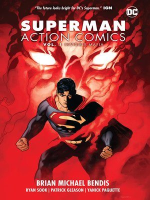 cover image of Action Comics (2018), Volume 1