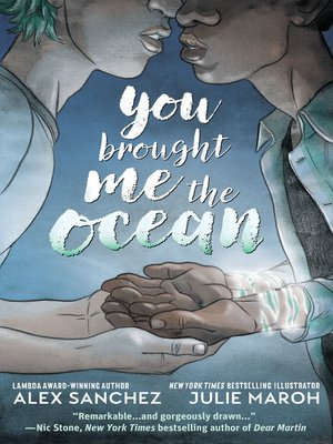 cover image of You Brought Me The Ocean