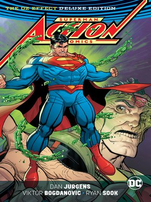 cover image of Action Comics (2016), Volume 6