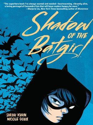 cover image of Shadow of the Batgirl