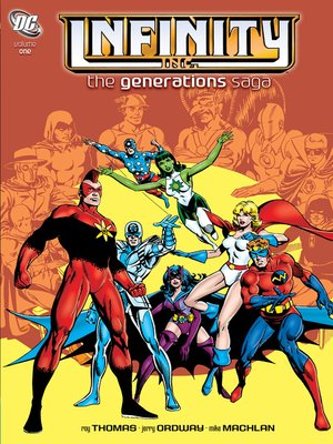 cover image of Infinity Inc. (1984), Volume 1