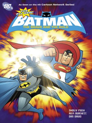 cover image of The All New Batman: The Brave and the Bold (2011), Volume 1
