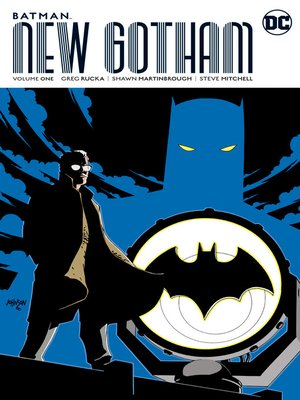 cover image of Batman: New Gotham, Volume 1