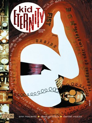 cover image of Kid Eternity (1993), Book 1
