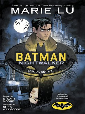 cover image of Batman: Nightwalker