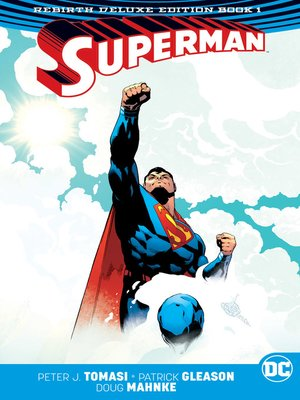 cover image of Superman (2016): The Rebith, Book 1