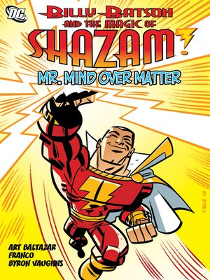 cover image of Billy Batson and the Magic of Shazam! (2008), Volume 2