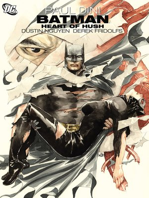 cover image of Batman: Heart of Hush