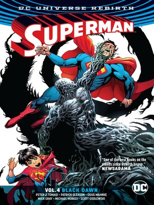 cover image of Superman (2016), Volume 4