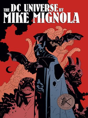 cover image of DC Universe by Mike Mignola