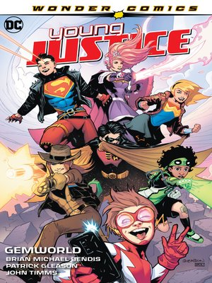 cover image of Young Justice (2019), Volume 1
