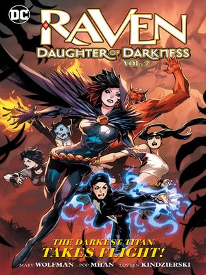 cover image of Raven: Daughter of Darkness (2018), Volume 2