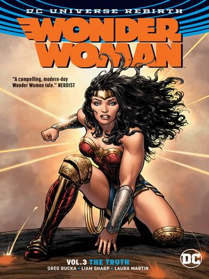 cover image of Wonder Woman (2016), Volume 3