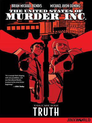 cover image of The United States of Murder Inc. (2014), Volume 1