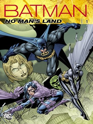 cover image of Batman: No Man's Land, Volume 1