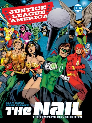 cover image of Justice League of America: The Nail