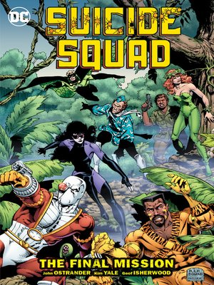 cover image of Suicide Squad (1987), Volume 8