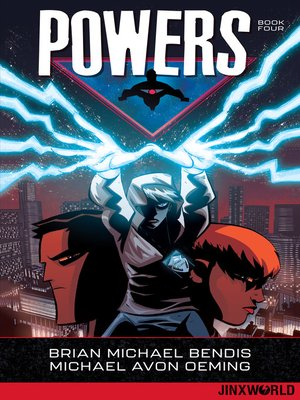 cover image of Powers (2000), Book Four