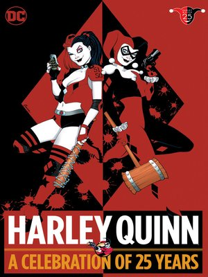 cover image of Harley Quinn: A Celebration of 25 Years