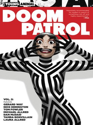 cover image of Doom Patrol (2016), Volume 2