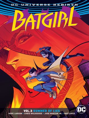 cover image of Batgirl (2016), Volume 3