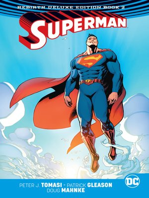 cover image of Superman (2016): The Rebirth, Book 2