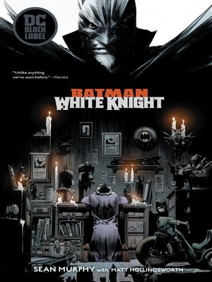 cover image of Batman: White Knight