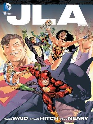 cover image of JLA (1997), Volume 5