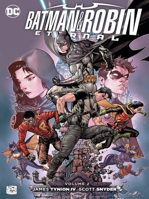 cover image of Batman & Robin Eternal (2015), Volume 2