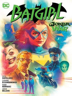 cover image of Batgirl (2016), Volume 8