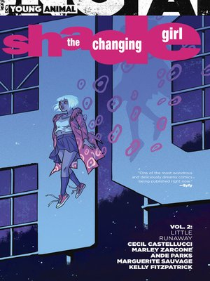 cover image of Shade: The Changing Girl (2016), Volume 2